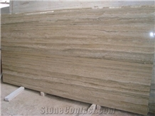 Travertino Ocean Silver Italian Travertine Slabs
