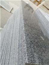 China Sesame Grey Granite G603 Stairs Steps Risers