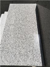 China Sesame White Granite G603 Steps Stairs Riser
