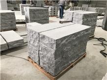 Hubei G603 Grey Granite Kerbstone