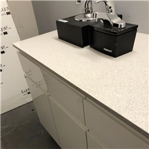 Sparking Grey Quartz Countertops from Engga Quartz