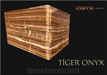 Tiger Onyx Blocks
