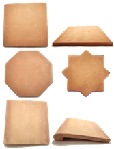 Saltillo Tile, Rustic Terracotta Tiles, Mexican Terracotta Tile