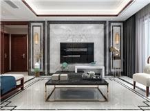 Black and White Root+Venetian Grey+Lu Si Grey Wall Panels
