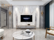 Imported Platinum Sand+Maserati Ash Wall Panels