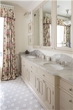 Dolce Vita Marble Bathroom Vanity Top