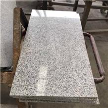 Polished G603 Lunar Pearl Light Grey Granite Tile