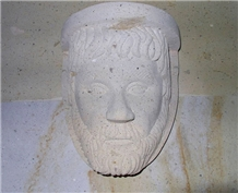 Stone Art Sculpture Statue Bust