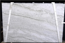 Infinity White Quartzite Slabs