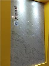 Cygnus Grey Marble Slabs, Tiles