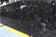 Mozambique Blue Granite for Exterior Floor Tile