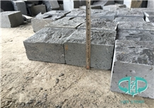 Zhangpu Black Basalt Cobbles Top Nature