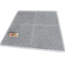Polished G602 Bianco Sardo Granite Floor Tiles