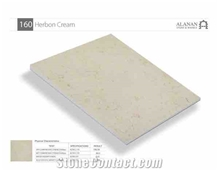Hebron Cream 160 Limestone Tiles