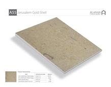 Jerusalem Gold Shell A55 Limestone Tiles