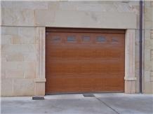 Dorada Sandstone Architectural Elements - Arenisca Dorada Sierra De La Demanda Door Surrounds