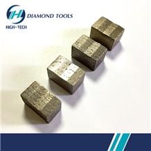 Diamond Segment for Mine Saw Disc