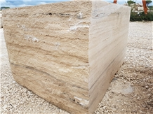 Travertine Tiger Block