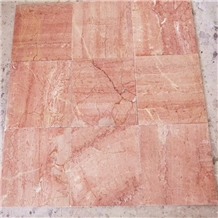 Sunset Rose Marble Floor Tile,Sunset Pink Marble