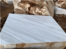 Ajax White Marble Blocks