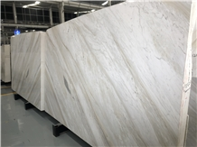 Ajax White Marble Slabs