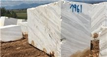 Ajax White White Marble Blue Marble Quarry Owner