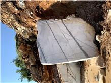 Calacatta Joyce Marble Block White Quarry Owner