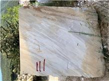 Royal Volakas White Marble Blocks Quarry Owner