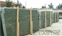 Verde Virginia Serpentine Polished Slabs