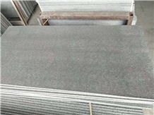 New G684 Black Flamed Granite Wall Cladding Tile