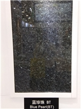 Blue Pearl Bt Granite Slabs, Tiles