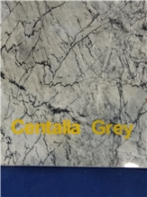 Centalla Grey Marble Slabs, Tiles