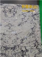 Centalla White Marble Slabs, Tiles