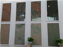 Three Gorges Wave Granite Tiles Cut to Size