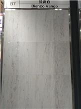 Van Gogh White Marble Slabs, Tiles