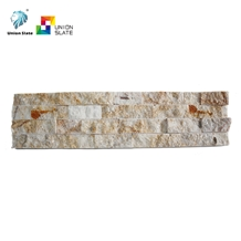 Gold Jade Stone Panel