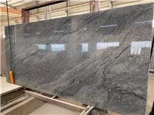 Ash Grey Granite, China Fantasy Granite Slabs