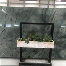 Beautiful Greece Green Dream Marble Slab