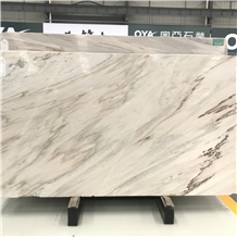Nice Price Palissandro White Marble Slab and Tile