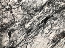 Black Agate Marble Slab