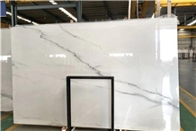 Colorado/Lincoln White Marble Slab&Tiles for Floor