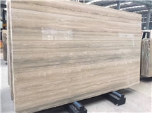 Factory Travertine Sliver Slabs/Silver Marten Tile