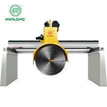 Multi-Blade Stone Cutting Machinery for Marble