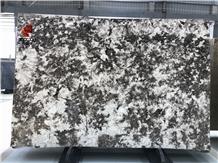 Alps White Granite Slab