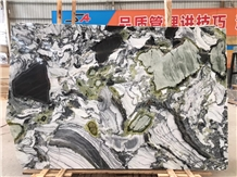 China Cheap Ice Green Marble, Primavera Marble