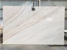 Italy White Palissandro Bluette Marble for Hotel