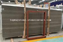 Royal Wood Grain Marble Slab