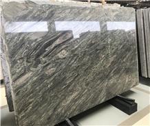 Verde Imperial Granite Slab