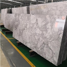 Armani Allure Silver Statuario Grey Super Marble
