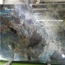 Blue Jade Granite Slabs and Tiles